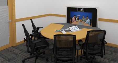 AltraTOUCHContent Monitor- On table Content Collaboration Solution for Huddle Rooms