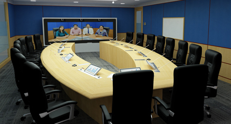 AltraTOUCHContent Monitor- On table Content Collaboration Solution for Board Rooms