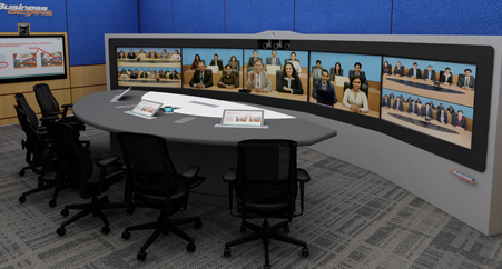 AltraTOUCHContent Monitor- On table Content Collaboration Solution for Review Rooms