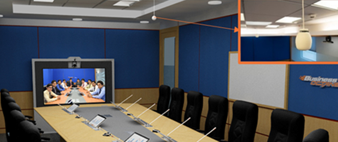 Conference Room AV Solutions Equipment | Teleconference - Business