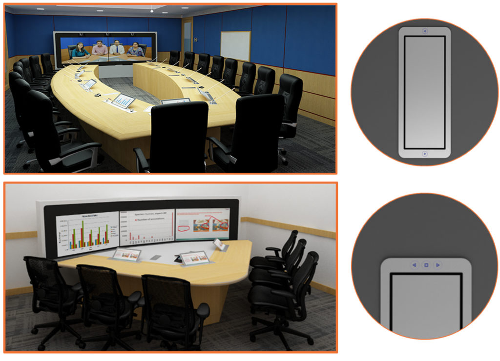 CableCillin - Cables organiser solution for your Boardrooms & Huddle rooms
